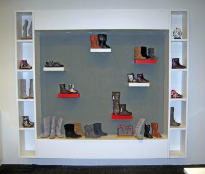 Interieur Shoetique