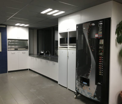 Kantine keuken Ecco Leather