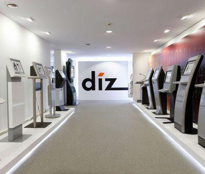 Showroom DIZ