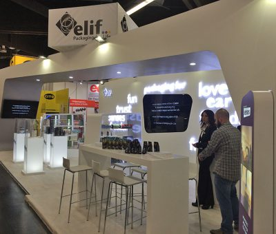 Stand Elif Packaging for Life