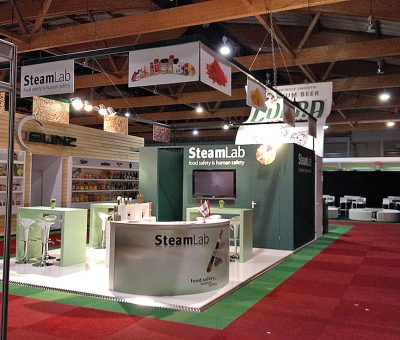 Stand Steamlab